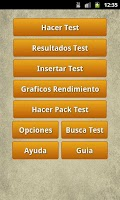 Screenshot of Testdroid Quiz free