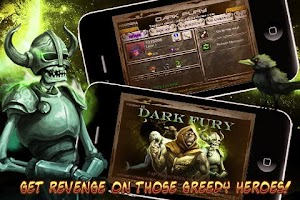 Screenshot of Dark Fury
