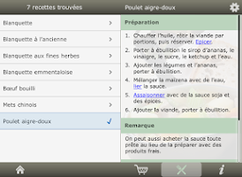 Screenshot of RECÉPTEUR