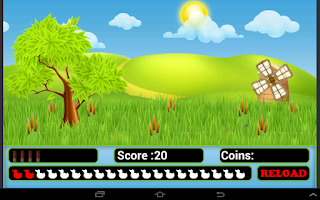 Screenshot of Duck Hunter