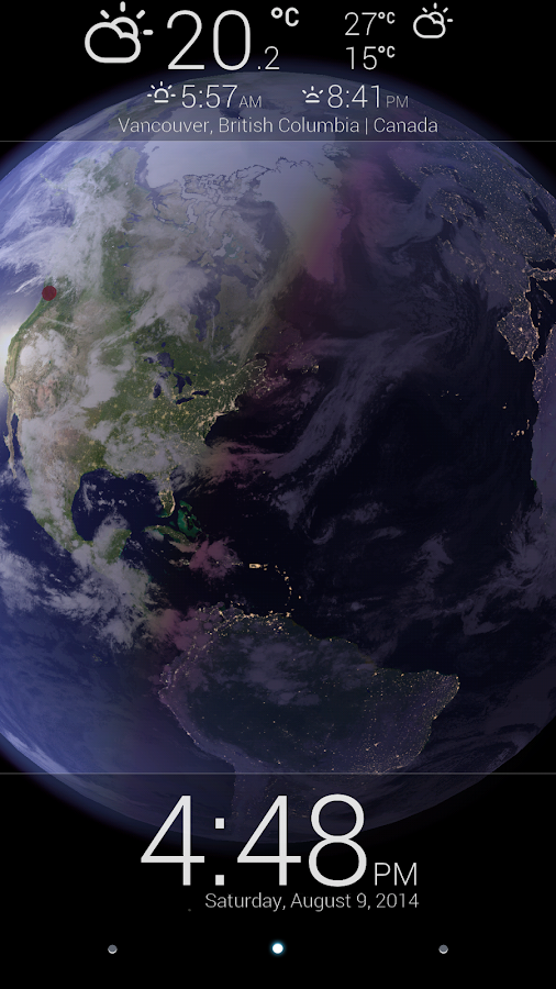 Earth. Visualized. Screenshot 0