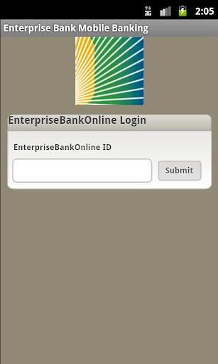 Enterprise Bank Mobile Banking