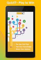 Screenshot of QuizXT- Cash Prize Trivia