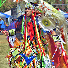 Dance  of the Spirit by Jo Gonzalez - News & Events Entertainment ( people )