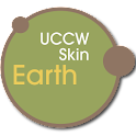 Earth UCCW skin icon