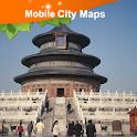 Beijing Street Map icon