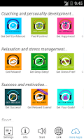 Screenshot of Get Self-Confidence! Hypnosis