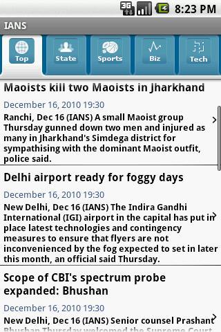 IANS India News