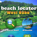 Beach Locator Pro West Oahu icon