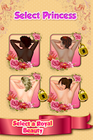 Screenshot of Beauty Princess Back Spa