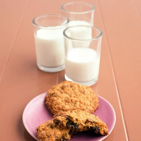 Oatmeal-Raisin Cookie Cupcakes Recept | Yummly