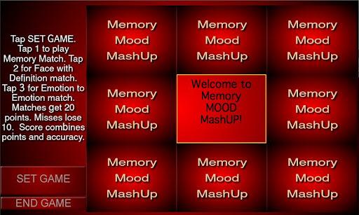 Memory Mood MashUp