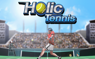 Screenshot of Holic Tennis