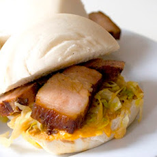 Pork Belly Sandwiches, Chinese-Style