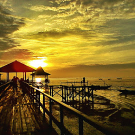The Dock by Nanang Efendi - Instagram & Mobile Android (  )