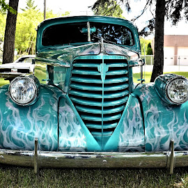 by Ray Sweeting - Transportation Automobiles (  )