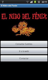 El Nido del Fénix - screenshot