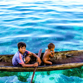 by Zahir Mohd - Babies & Children Children Candids