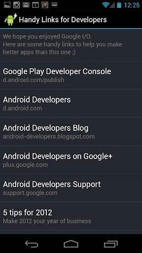 Handy Developer Guide