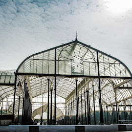 Glass house at Lalbagh Bangalore by Udhayakumar Keshavan - Buildings & Architecture Other Exteriors