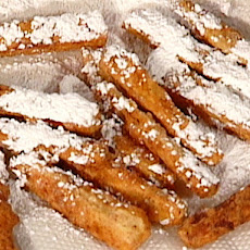 New Orleans Fried Eggplant Sticks