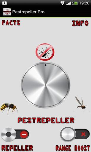 Pestrepeller Pro - Repellent