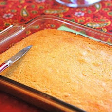 Melissa Clark's Whole Wheat Honey Cornbread