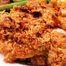 Faux Fried Chicken