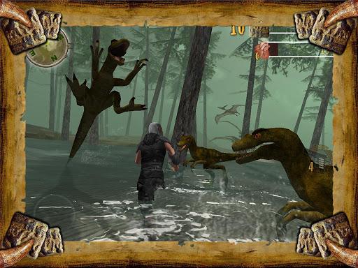 Dinosaur Assassin Pro - screenshot