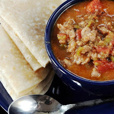 New Mexico Green Chili Stew