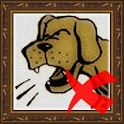 Stop dog barking 2 icon