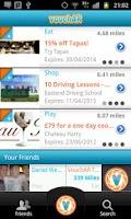 Screenshot of VouchAR - Vouchers meet AR