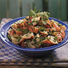 Potato Salad with Fresh Herbs and Lemon