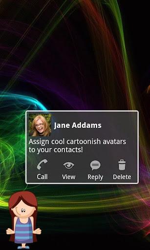 【免費個人化App】A!N Cartoon Avatars-APP點子
