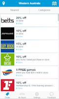 Screenshot of Student Edge Discounts & Deals