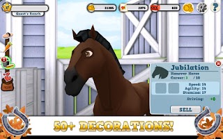 Screenshot of Horse Life Adventures Free
