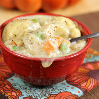 30-Minute Chicken and Dumplings