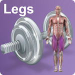 Daily Legs Video Workouts APK Image