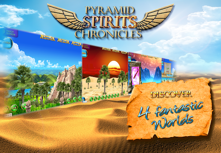 Pyramid Mobile Free Slot Game - IOS / Android Version