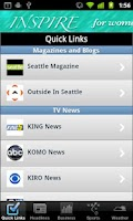Screenshot of Seattle Local News