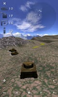 Screenshot of Tank Ace Reloaded Lite