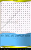 Screenshot of Astraware Wordsearch