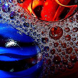 Abstract  by Nann Photos - Abstract Macro ( macro12,  )
