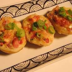 Helen's Crab Stuffed Potatoes