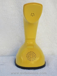 Desk Phones - L M Ericcson Yellow 1