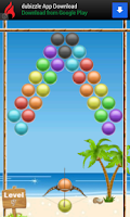 Screenshot of Beach Bubbles