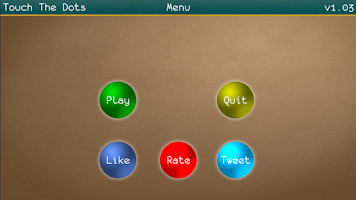 Screenshot of Touch The Dots