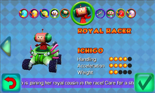 PAC-MAN Kart Rally by Namco - screenshot
