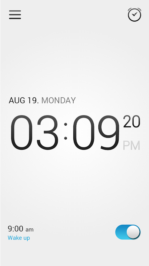 Alarm Clock Screenshot 3