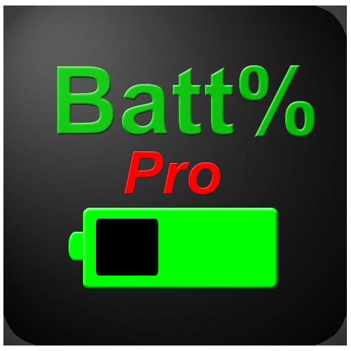 バッテリーのパーセントのプロ 工具 App LOGO-硬是要APP